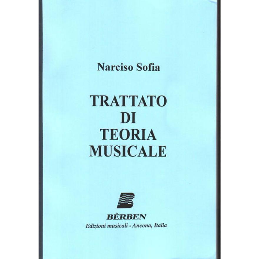BÉRBEN SOFIA Narciso - TRATTATO DI TEORIA MUSICALE