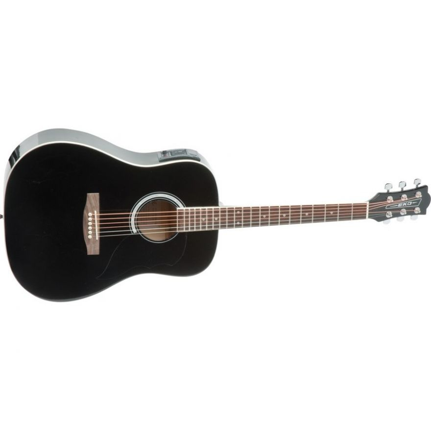 0-EKO RANGER 6 EQ BLACK - C