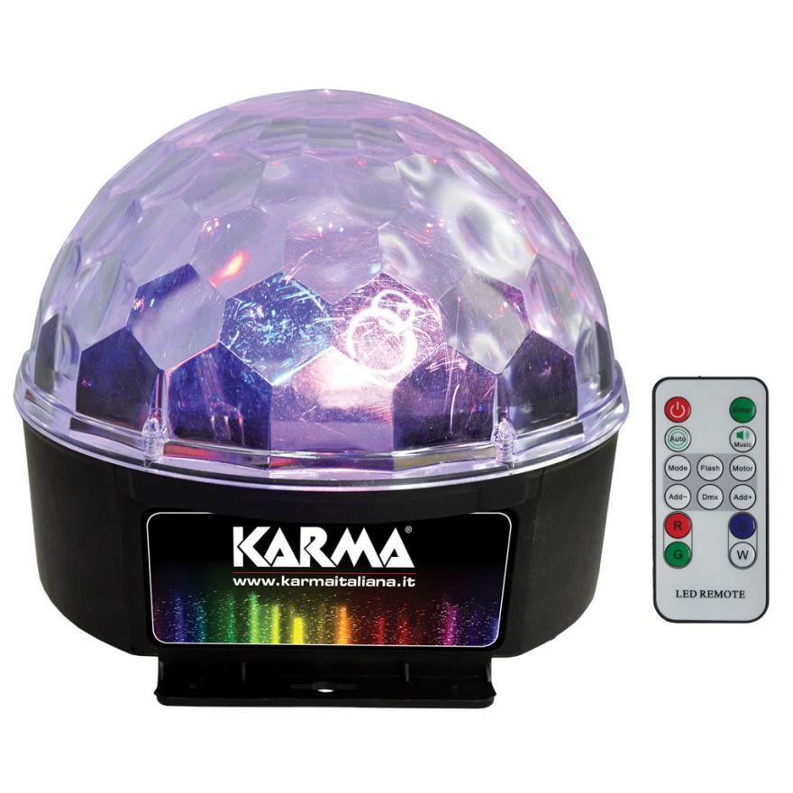 0-KARMA DJ 355LED - Effetto