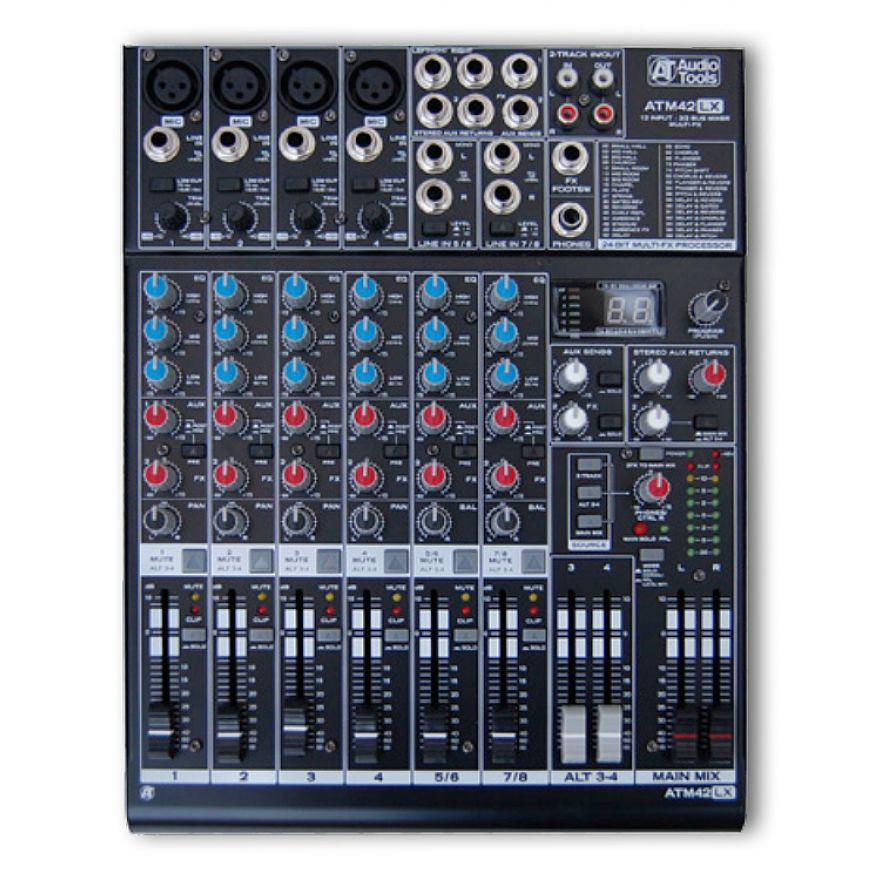 0-AUDIO TOOLS ATM42LX - MIX