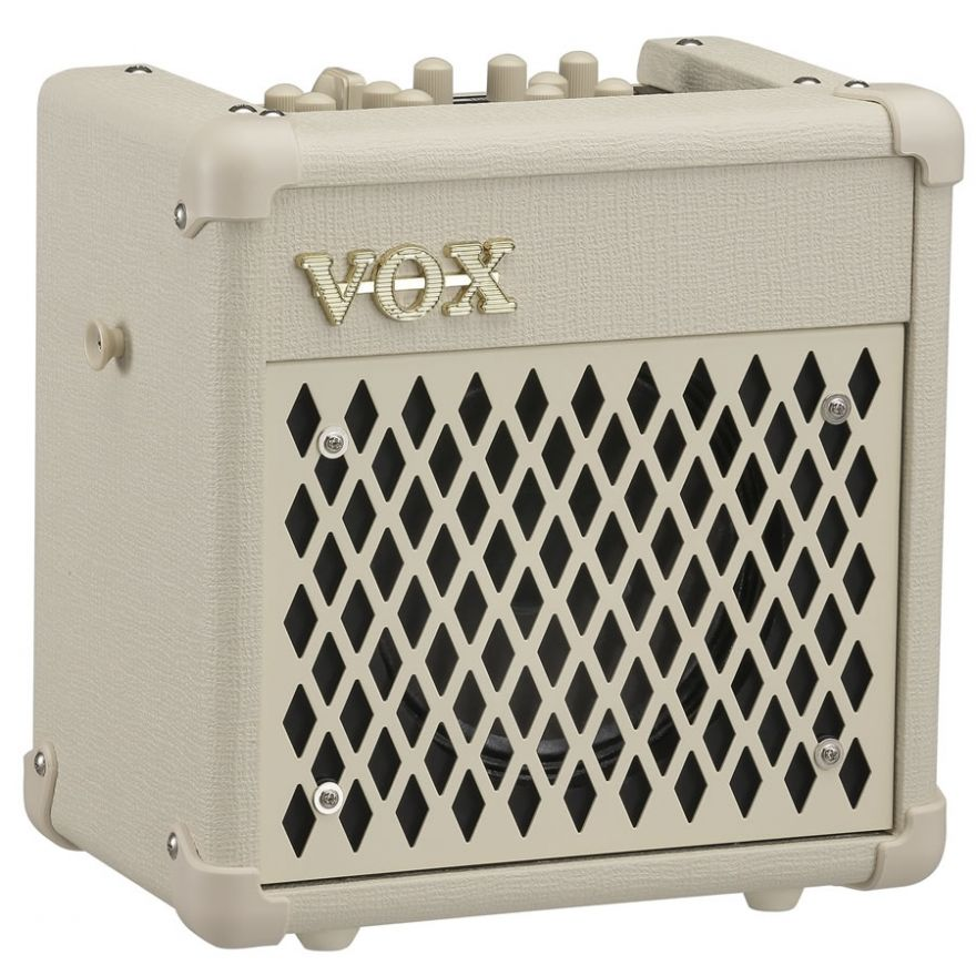 VOX MINI5 RM DOUBLE IVORY - AMPLIFICATORE PER CHITARRA 5 WATT