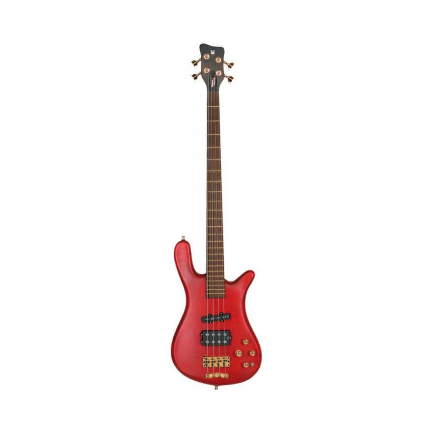 WARWICK Streamer Jazzman (4) Burgundy Red
