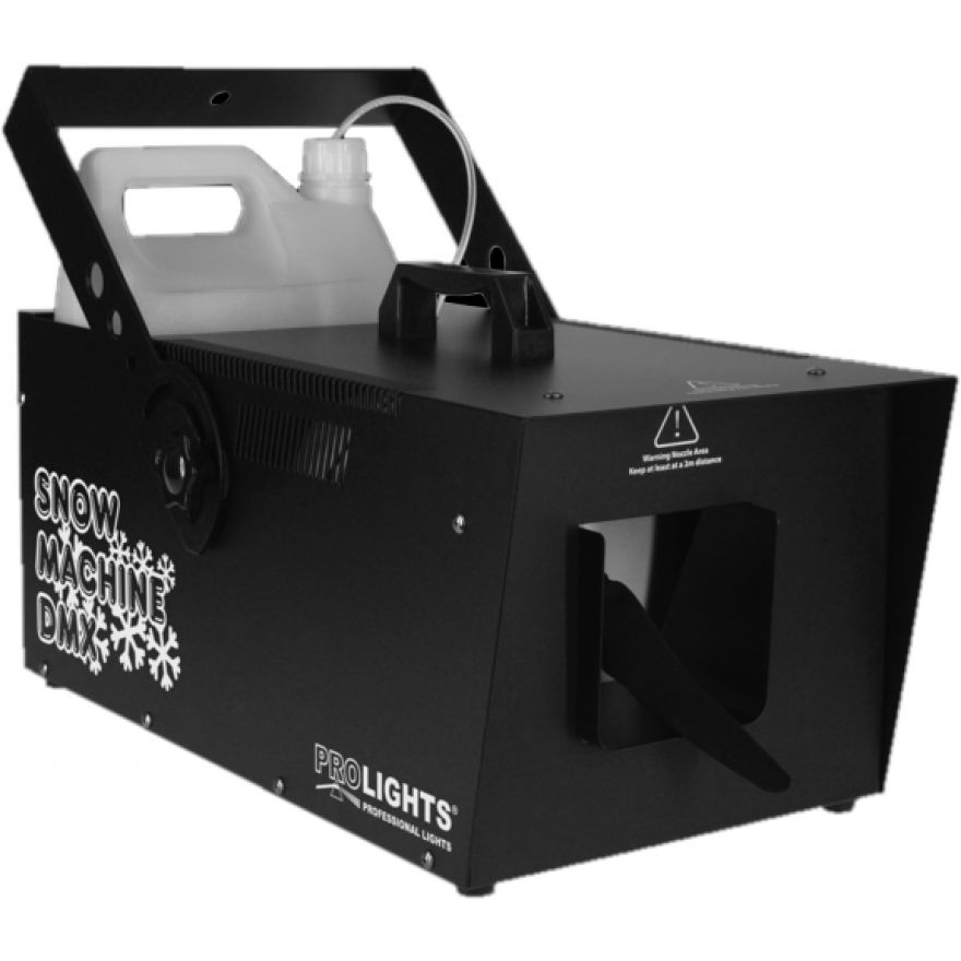ProLights SNOW MACHINE DMX