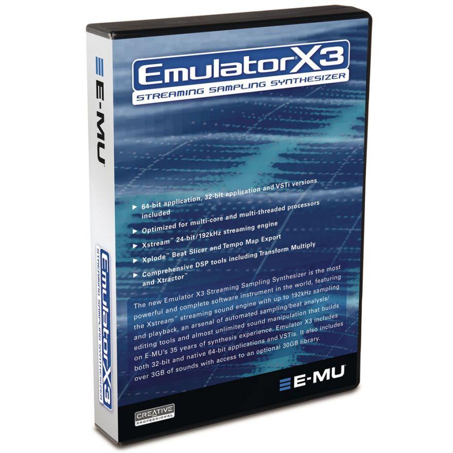 0-E-MU EMULATOR X 3.0 - DES