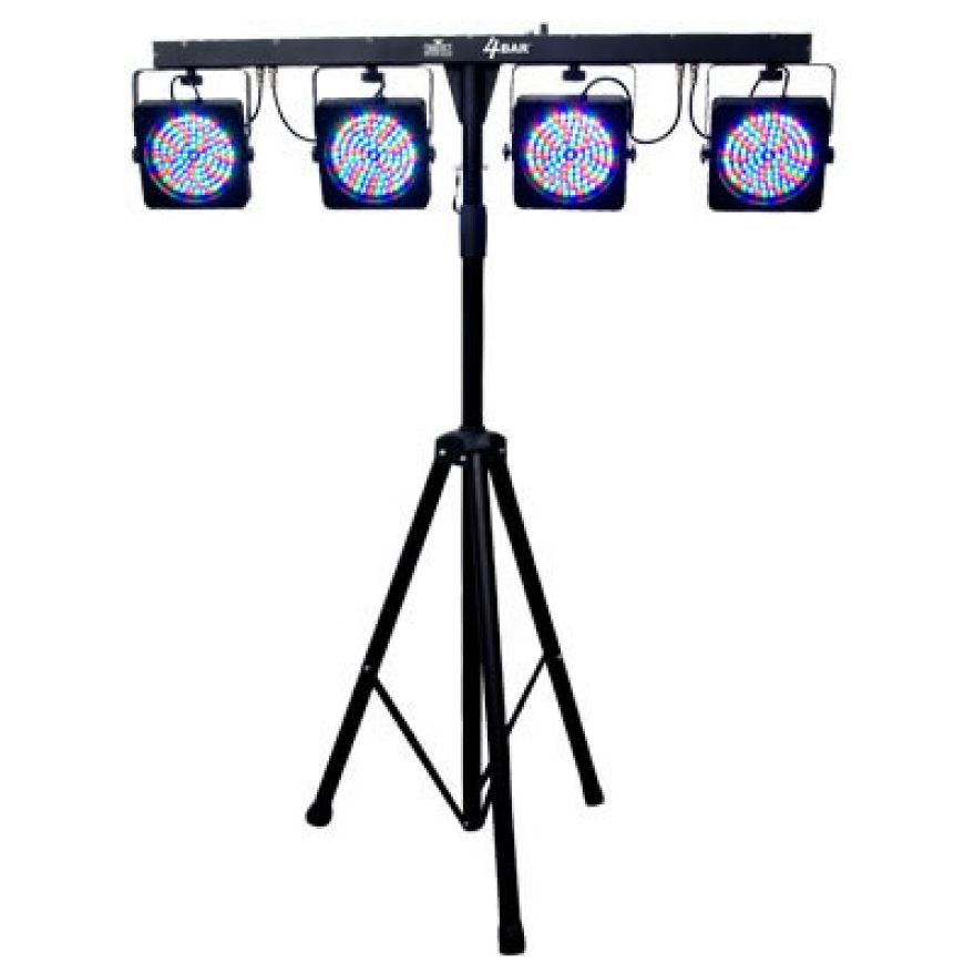 0-CHAUVET DJ 4BAR - Kit di