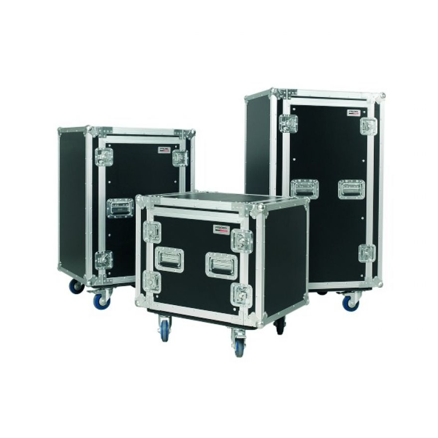 PROEL SA15BLKM FLIGHT CASE 13U + MIXER