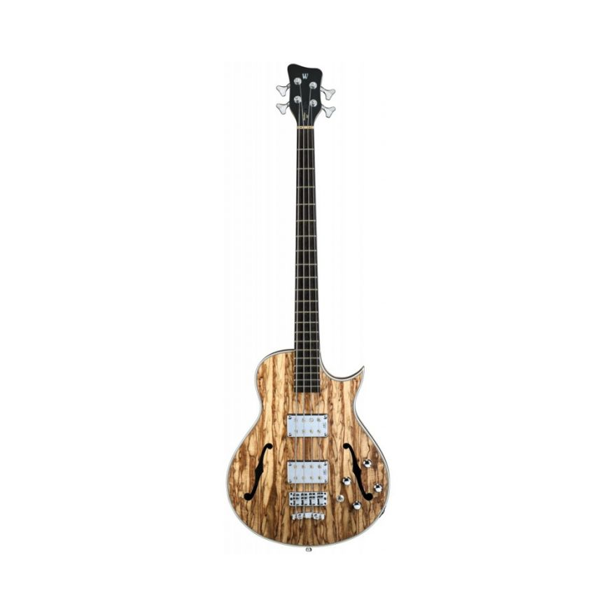 WARWICK STARBASS SC Tigerwood Top Natuarl Satin
