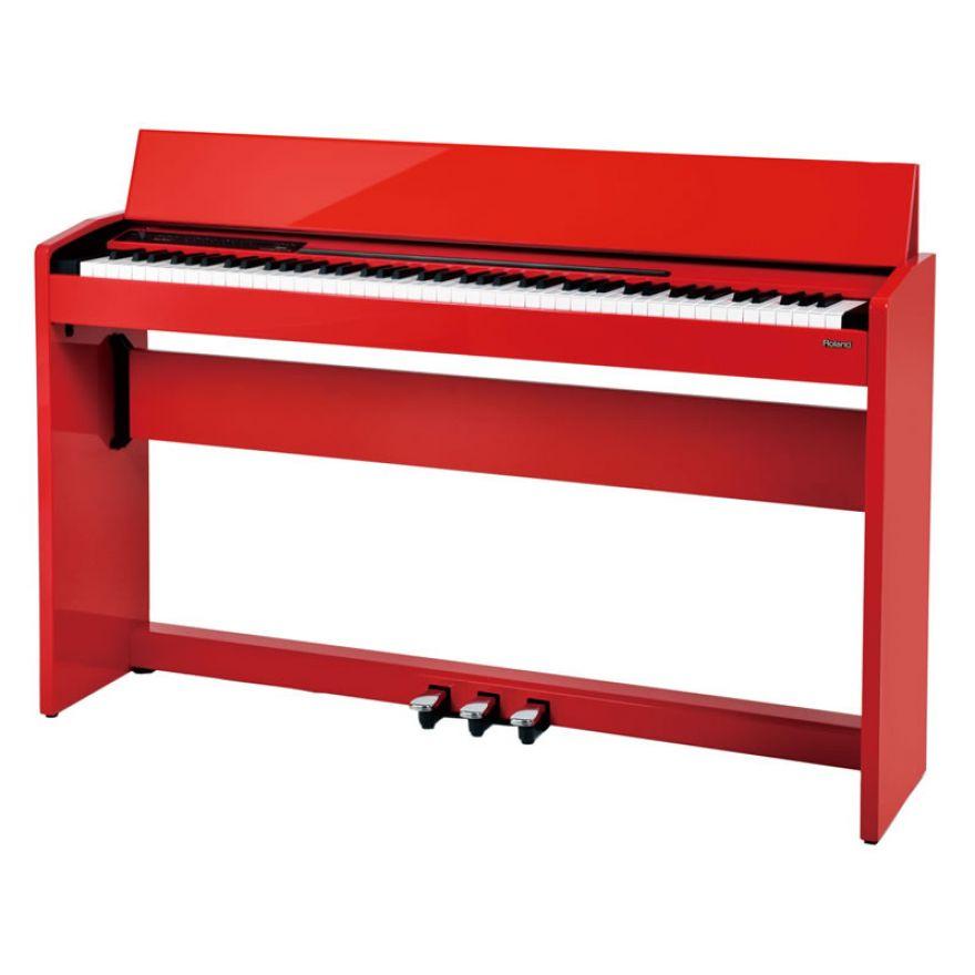 ROLAND F110PR - PIANOFORTE + Panchetta originale OMAGGIO!