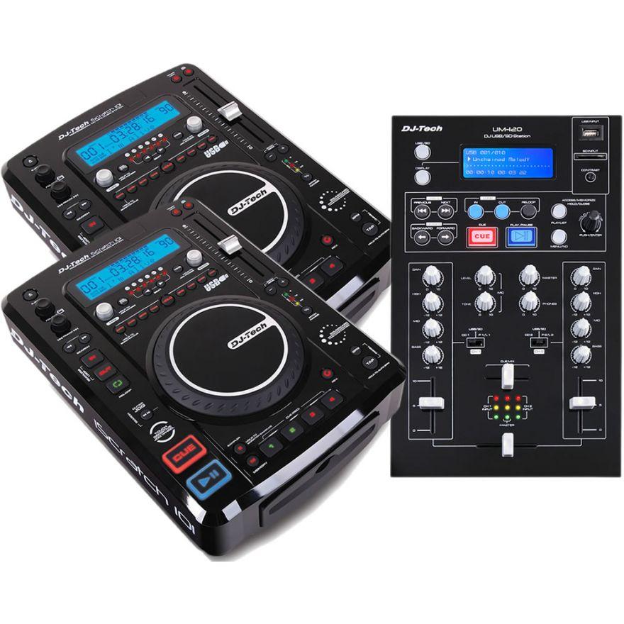 0-DJ TECH 2 ISCRATCH 101 V2
