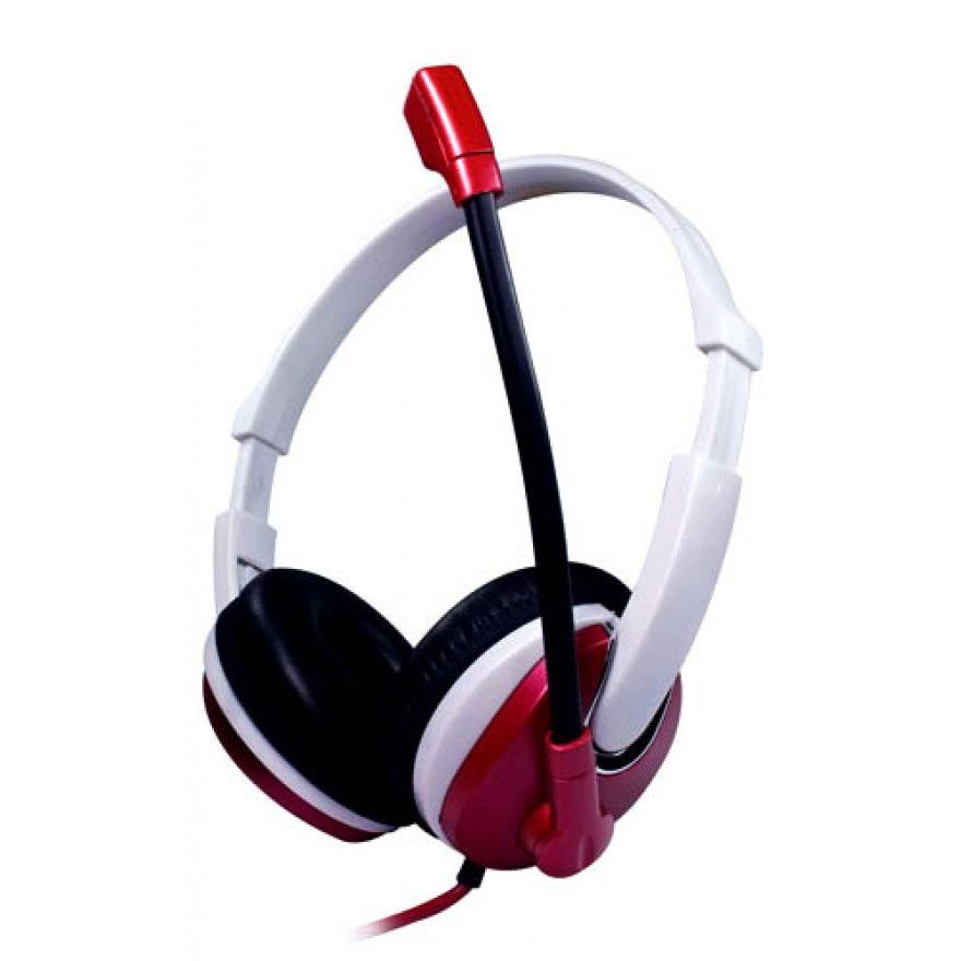 KARMA OV L302MV - Cuffia stereo con microfono