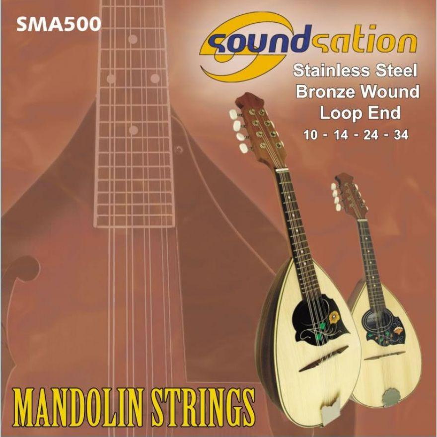 SOUNDSATION SMA 500 - Muta per Mandolino