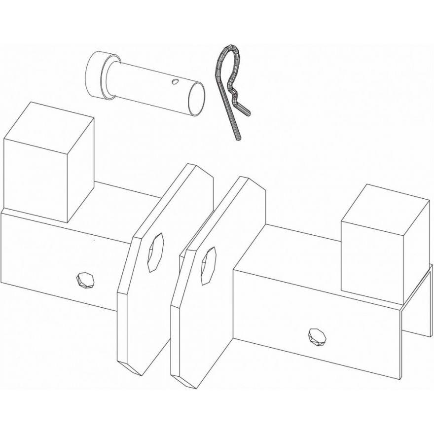 PROEL Supporto per connessione motore