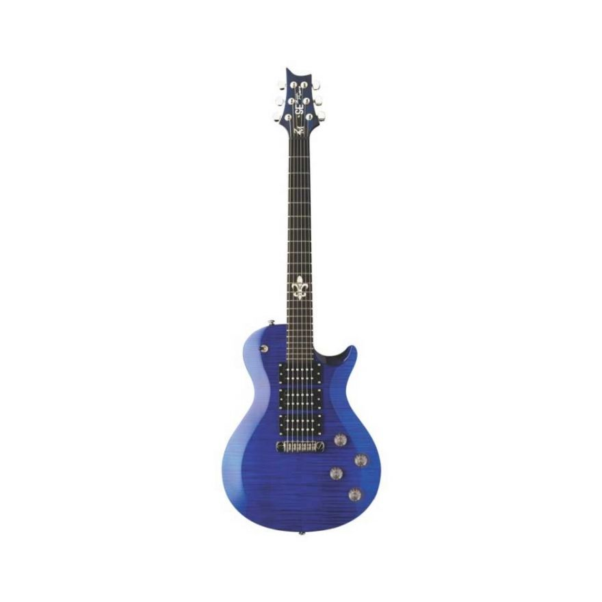 PRS SE ZACH MYERS Royal Blue (ZMRB)