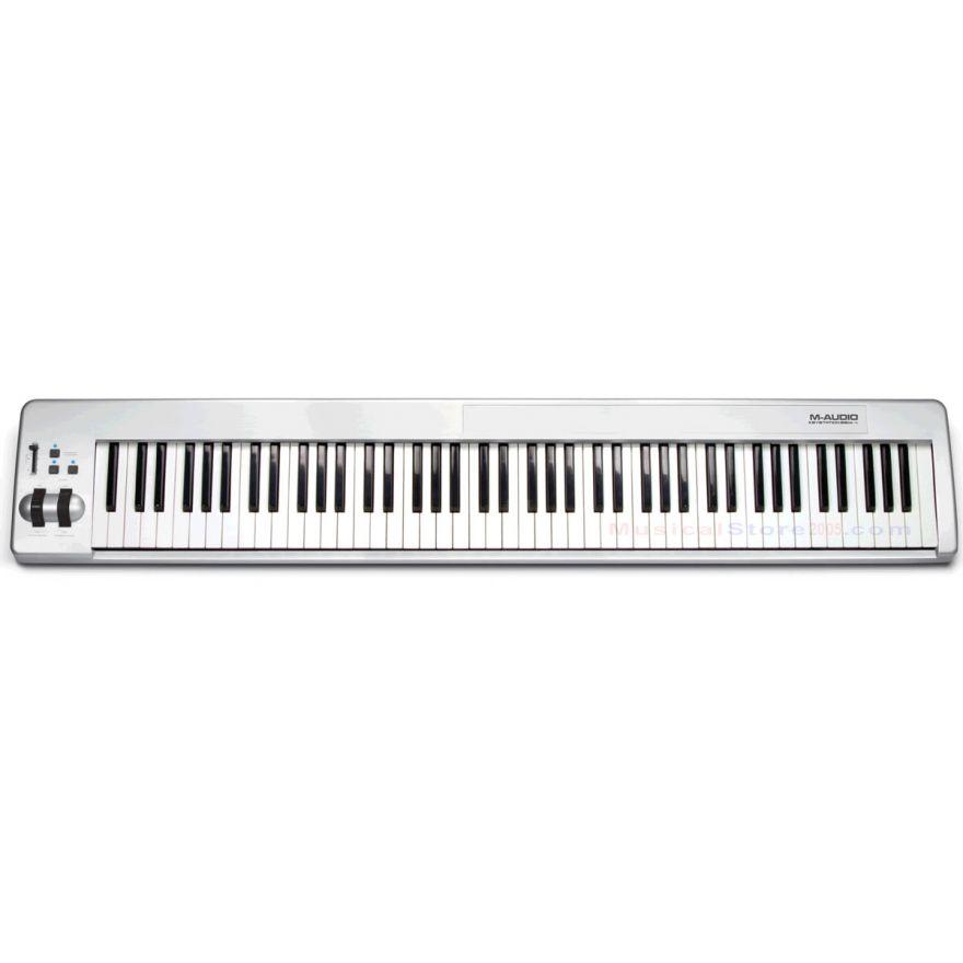 M-AUDIO KEYSTATION 88ES [EX DEMO] - TASTIERA MIDI/USB 88 TASTI