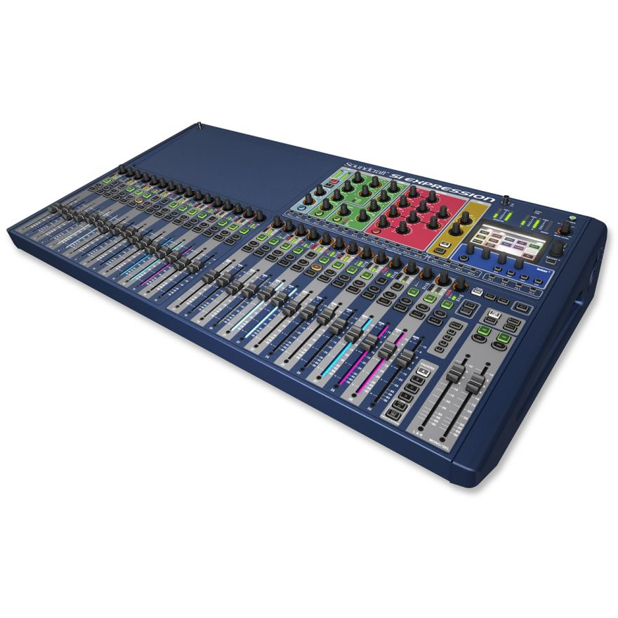 0-SOUNDCRAFT Si Expression
