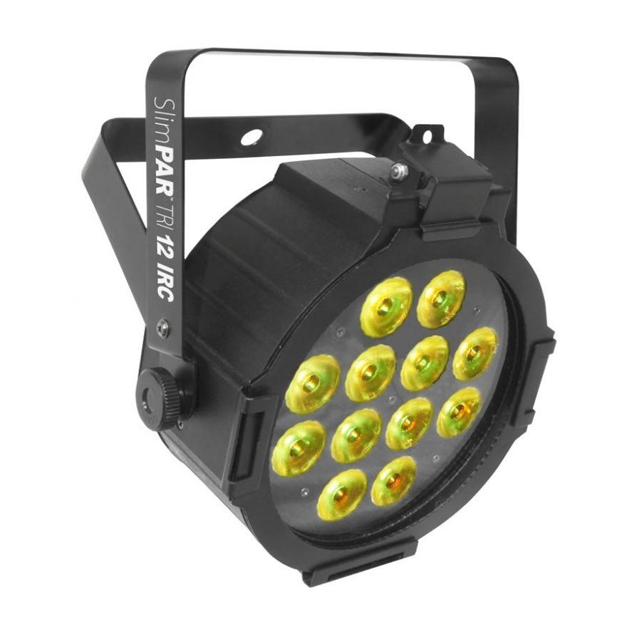 CHAUVET DJ SlimPAR Tri-12 IRC - SLIMPAR A LED
