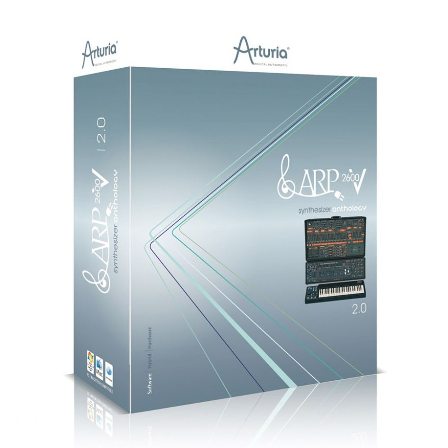 ARTURIA ARP 2600 V2