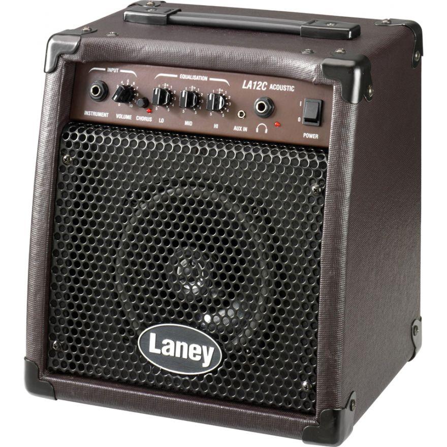 LANEY LA12C - COMBO TRANSISTOR PER ACUSTICA 12W RMS