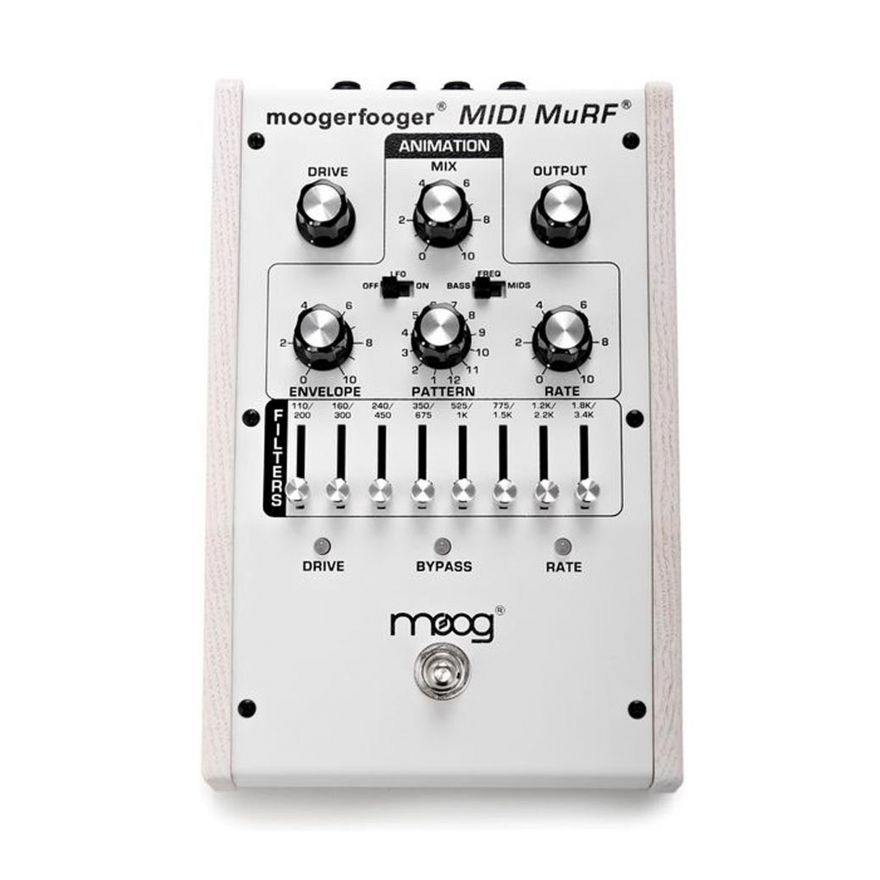 MOOG MF-105M MIDI MuRF White