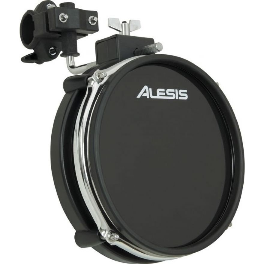 ALESIS REAL HEAD 10 DUAL ZONE PAD - DRUM PAD 10 BI-ZONA
