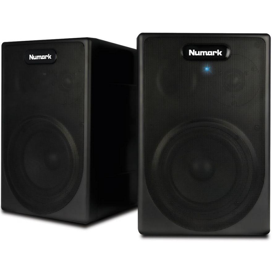 NUMARK NPM5 STEREO SPEAKER SYSTEM (Coppia) - CASSE ATTIVE PER DJ