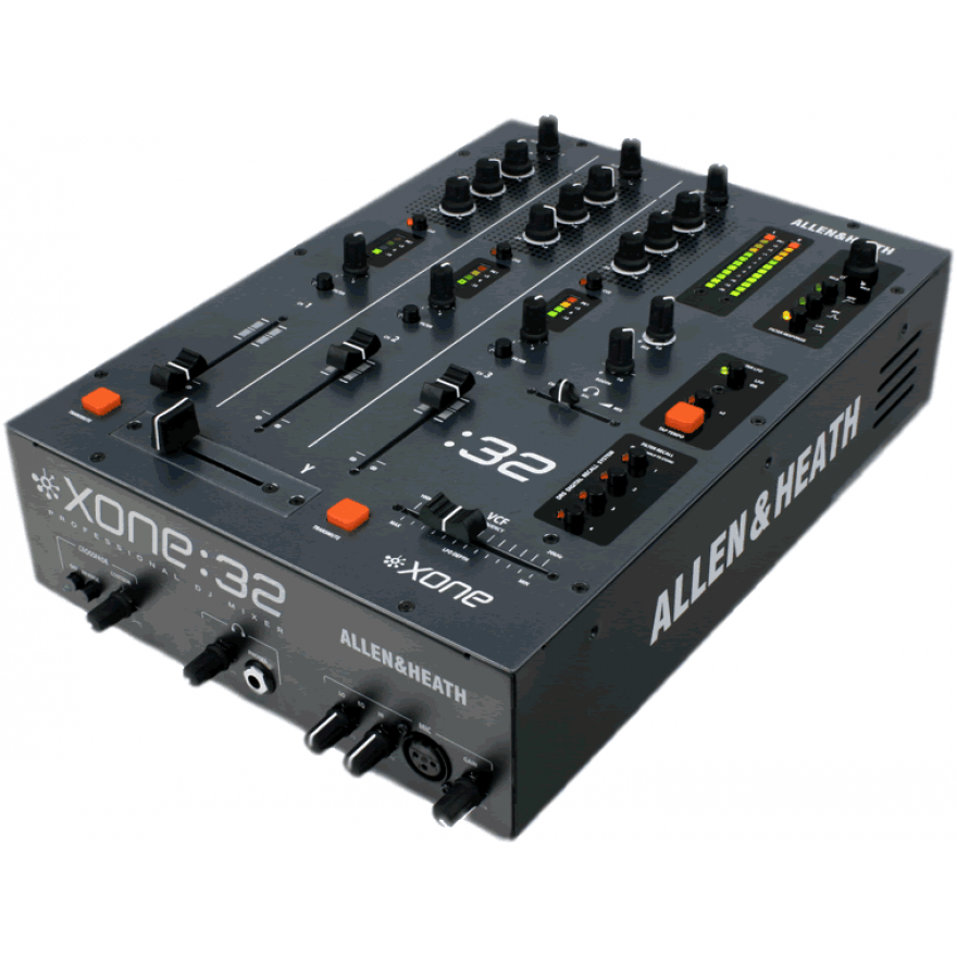 ALLEN & HEATH XONE 32 - MIXER PROFESSIONALE PER DJ