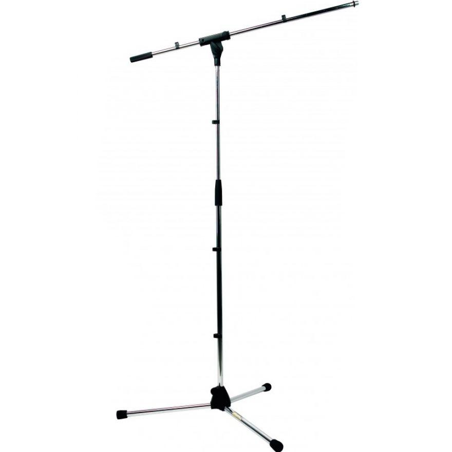ROCKSTAND RS20711NK Supporto microfonico con piedi in acciaio