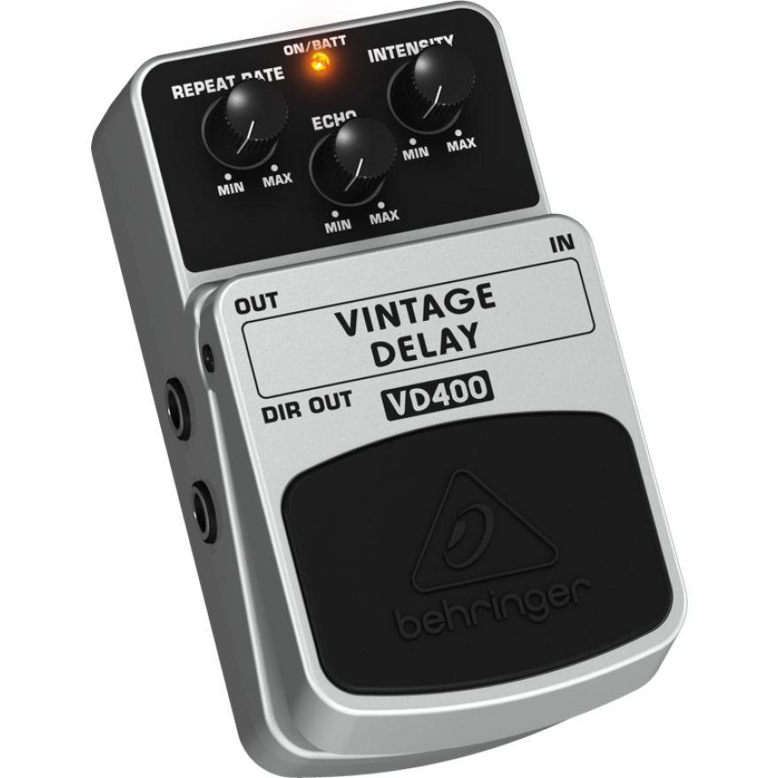 0-BEHRINGER VD400 VINTAGE D