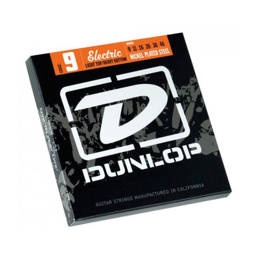 Dunlop DEN0838 EL-NKL EX LT 6/SET