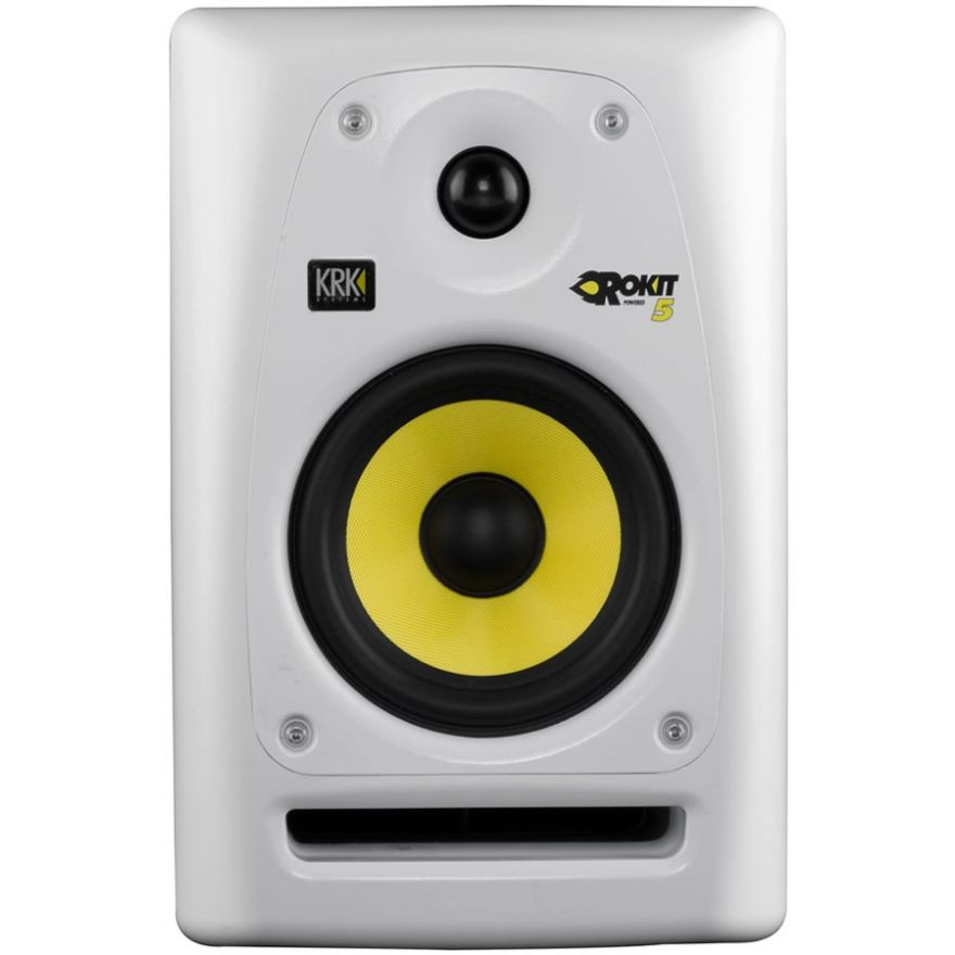 KRK RP5 G2 SE White Rokit Powered (Ultimo pezzo)