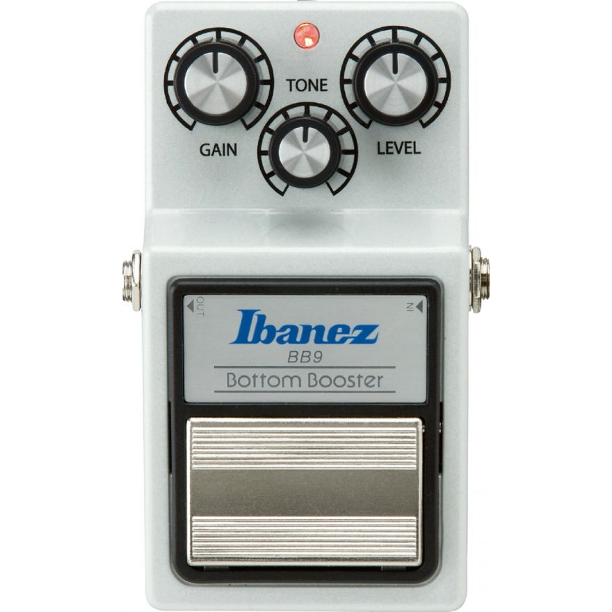 0-IBANEZ BB9 - GAIN/VOLUME