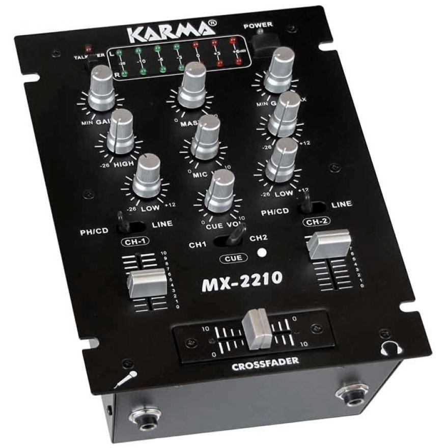 0-KARMA MX 2210 - MIXER PER