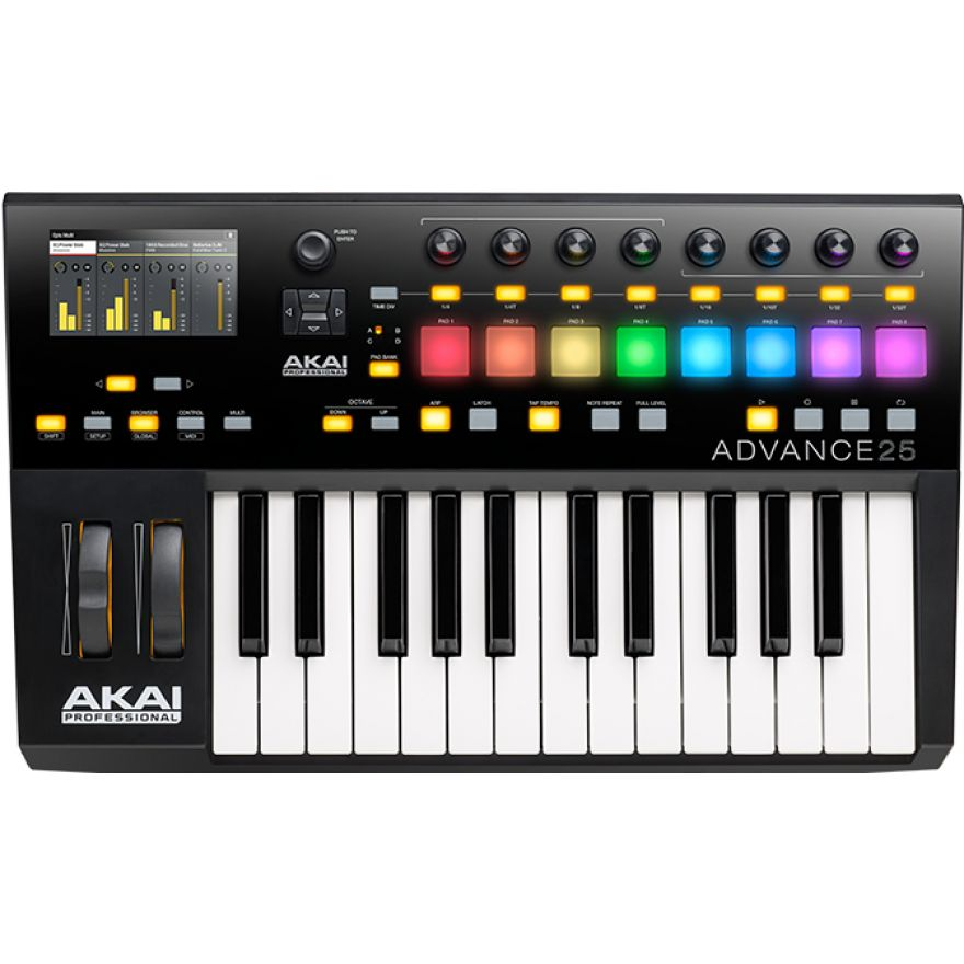 0-Akai ADVANCE 25
