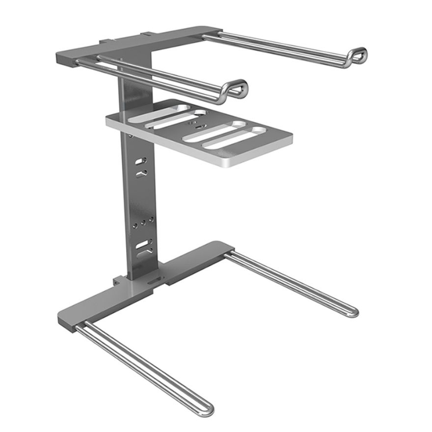 STANTON UBERSTAND SILVER - SUPPORTO PER LAPTOP