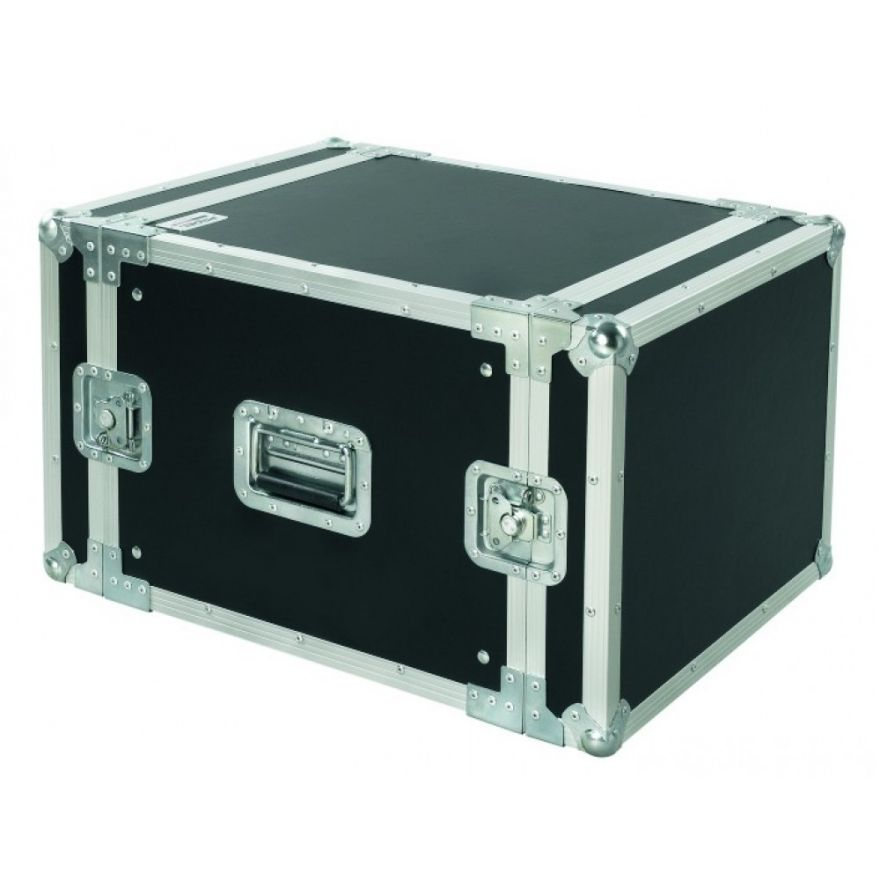 PROEL CR208BLKM - Flight case 8U a rack 19