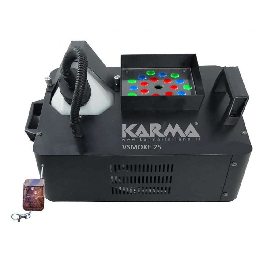 0-KARMA VSMOKE 25 - MACCHIN