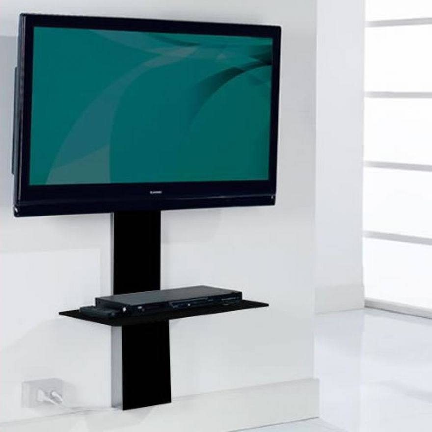 MUNARI SP901NE - STAFFA PER TV CON RIPIANO