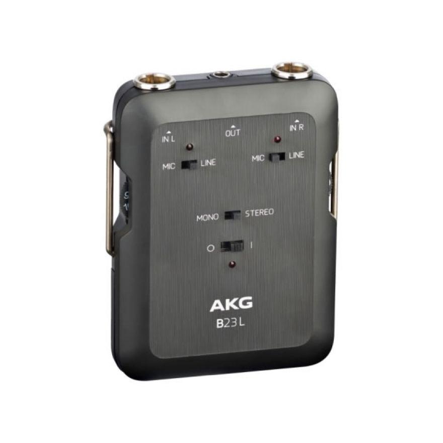 0-AKG B23L - Alimentatore p