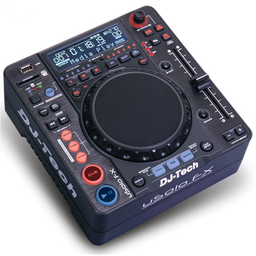 DJ TECH USOLO FX -(Coppia) CONTROLLER MIDI/USB