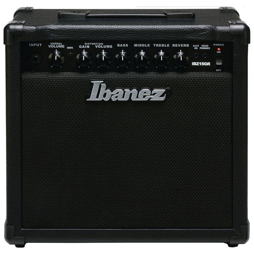 IBANEZ IBZ15GR - AMPLIFICATORE PER CHITARRA 15W