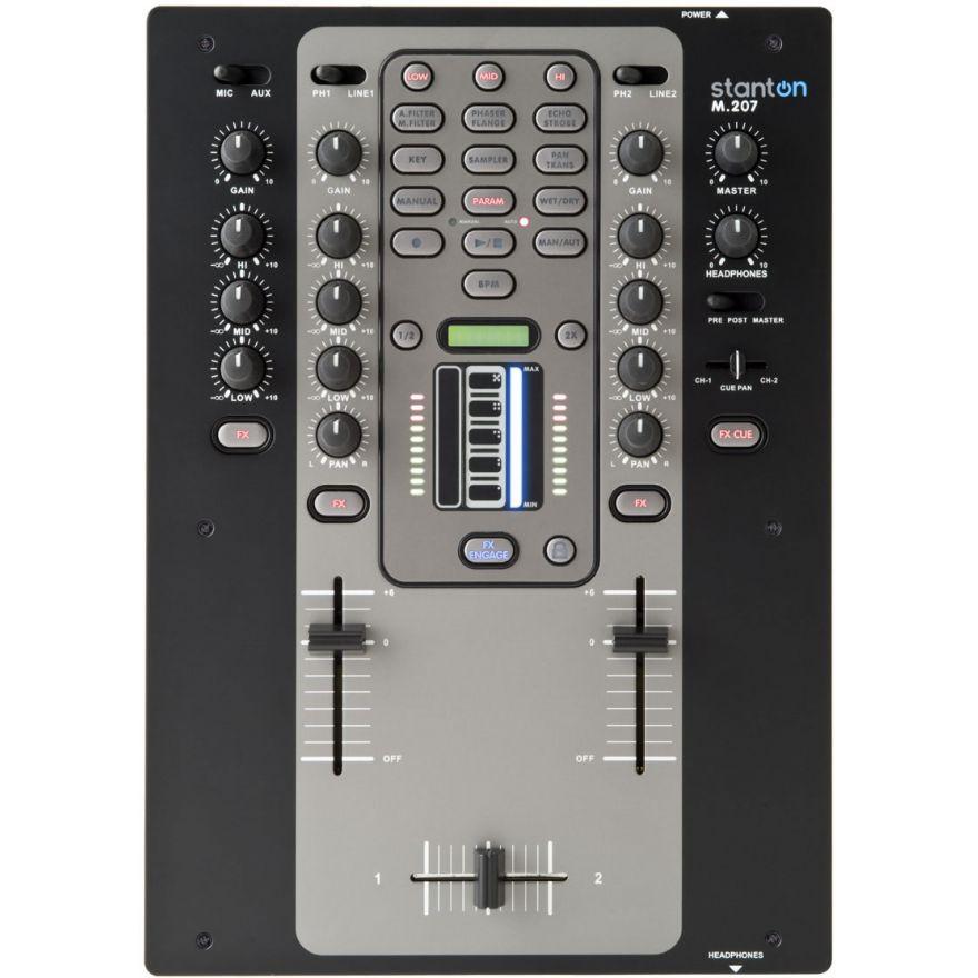 STANTON M207 - MIXER PER DJ
