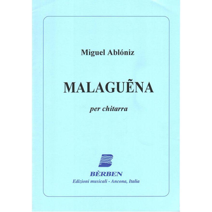 BÉRBEN Miguel Ablòniz - MALAGUENA