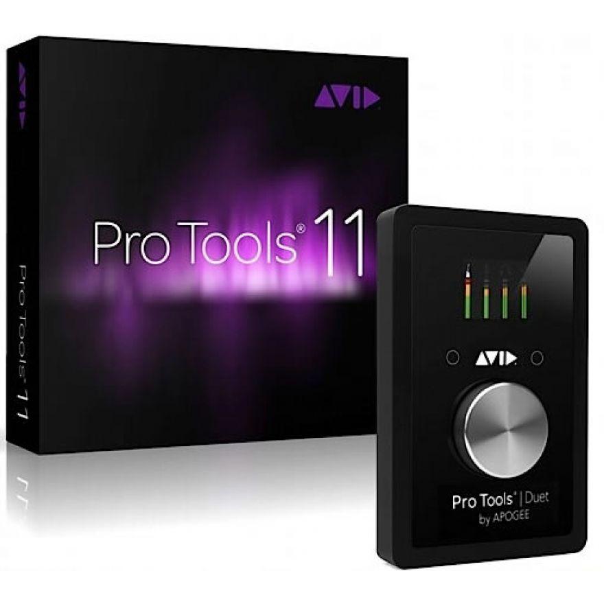 AVID PRO TOOLS DUET - INTERFACCIA MIDI/USB + PRO TOOLS 11