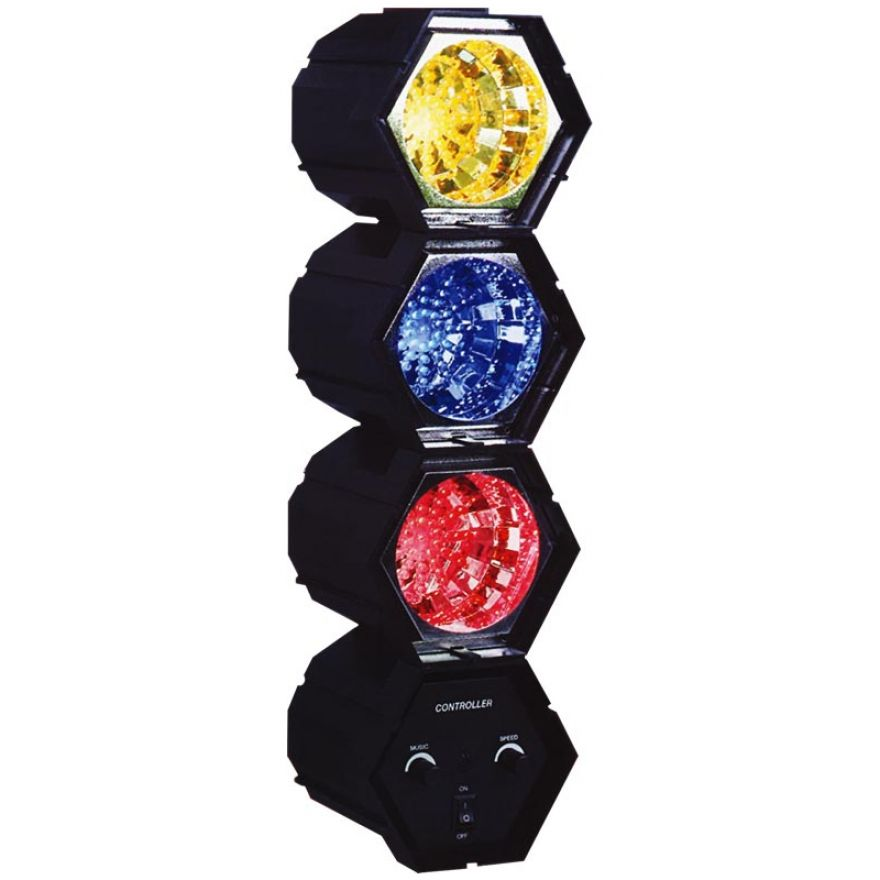 0-KARMA DJ 318LED - KIT TRE