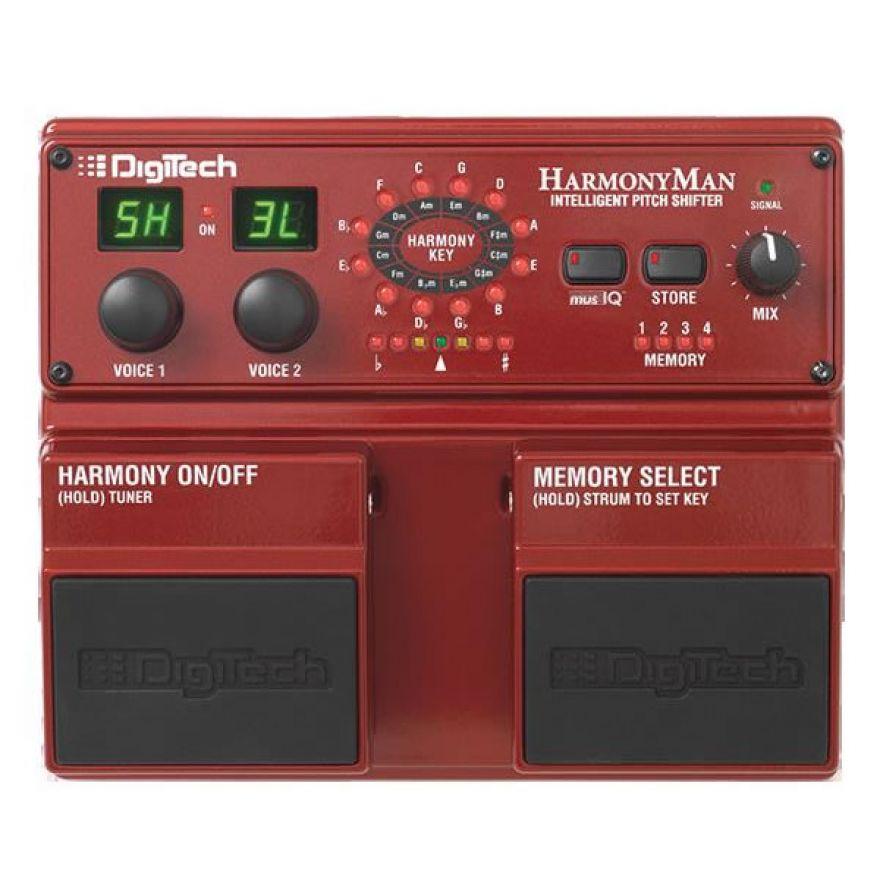 DIGITECH HM2 HarmonyMan  - Harmonizer e pitch shifter per chitarra