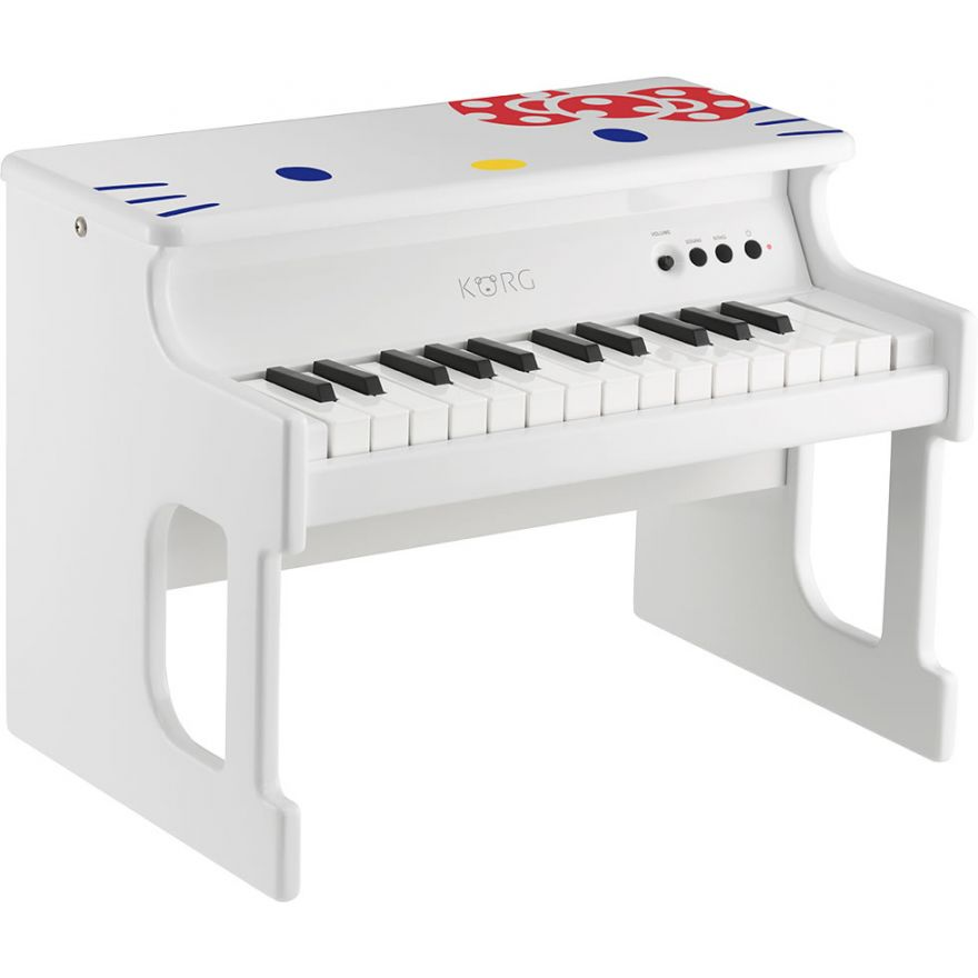 KORG TINYPIANO HELLO KITTY WH - MINI PIANO WHITE