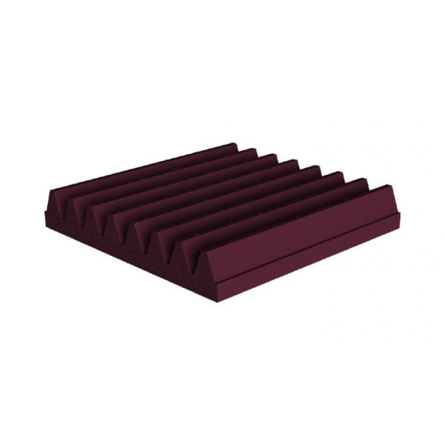 UNIVERSAL ACOUSTICS Mercury Wedge 300-50mm Burgundy 20pz