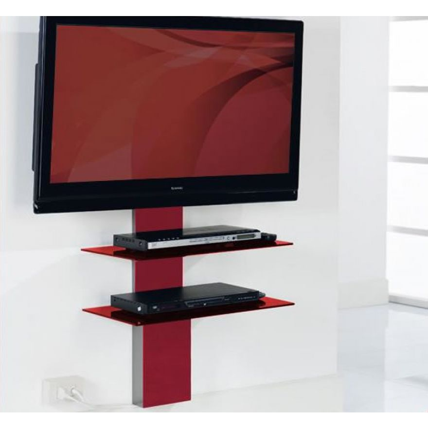 MUNARI SP902RO - STAFFA PER TV CON 2 RIPIANI