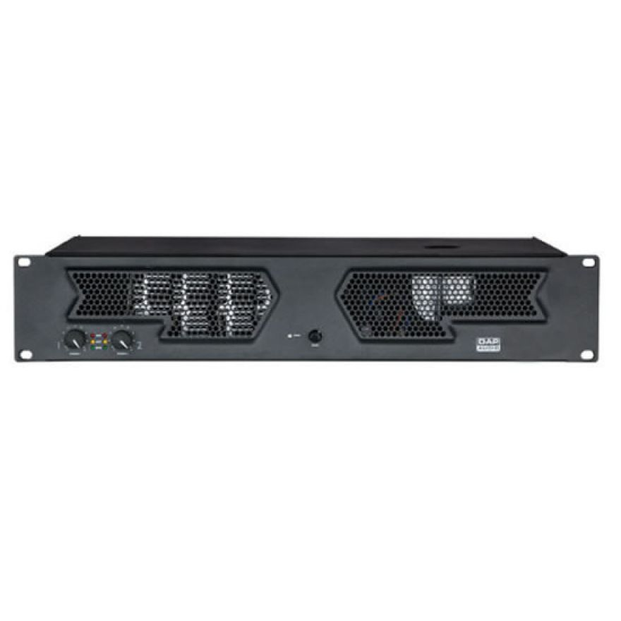 0-DAP AUDIO CX-2100 - Ampli