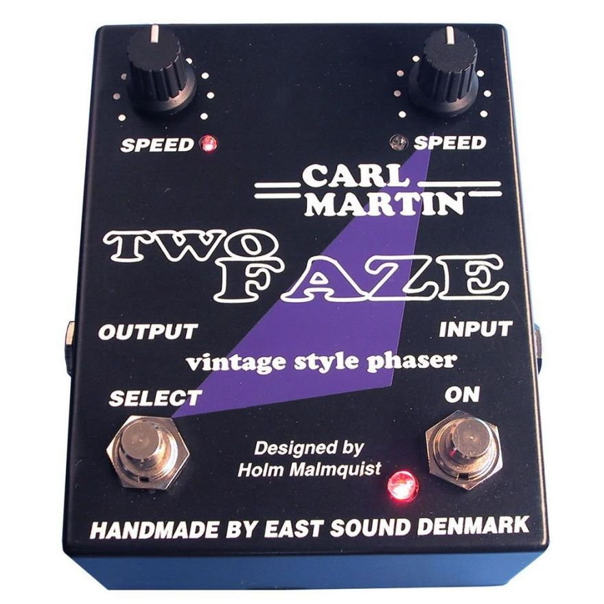 CARL MARTIN TWO FAZE - PHASER PER CHITARRA